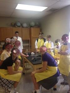 Popcorn Lab 1