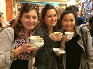 Day 9: Sampling the world's best coffee at Tazza D'Oro, Rome